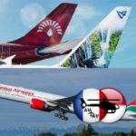 Air Austral, Air Madagascar et Kenya Airways ont signé