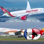 Kenya Airways signe avec Hong Kong Airlines