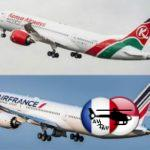 Kenya Airways veut une coentreprise avec Air France